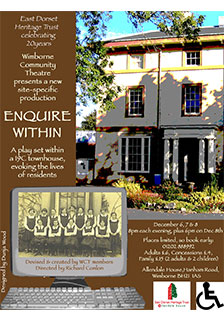 Enquire Within 1 poster