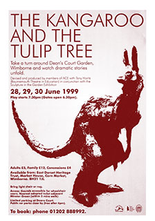 The Kangaroo and The Tulip Tree poster