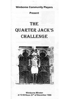 The Quarterjacks Challenge poster