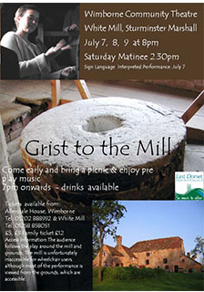 Grist to the Mill poster
